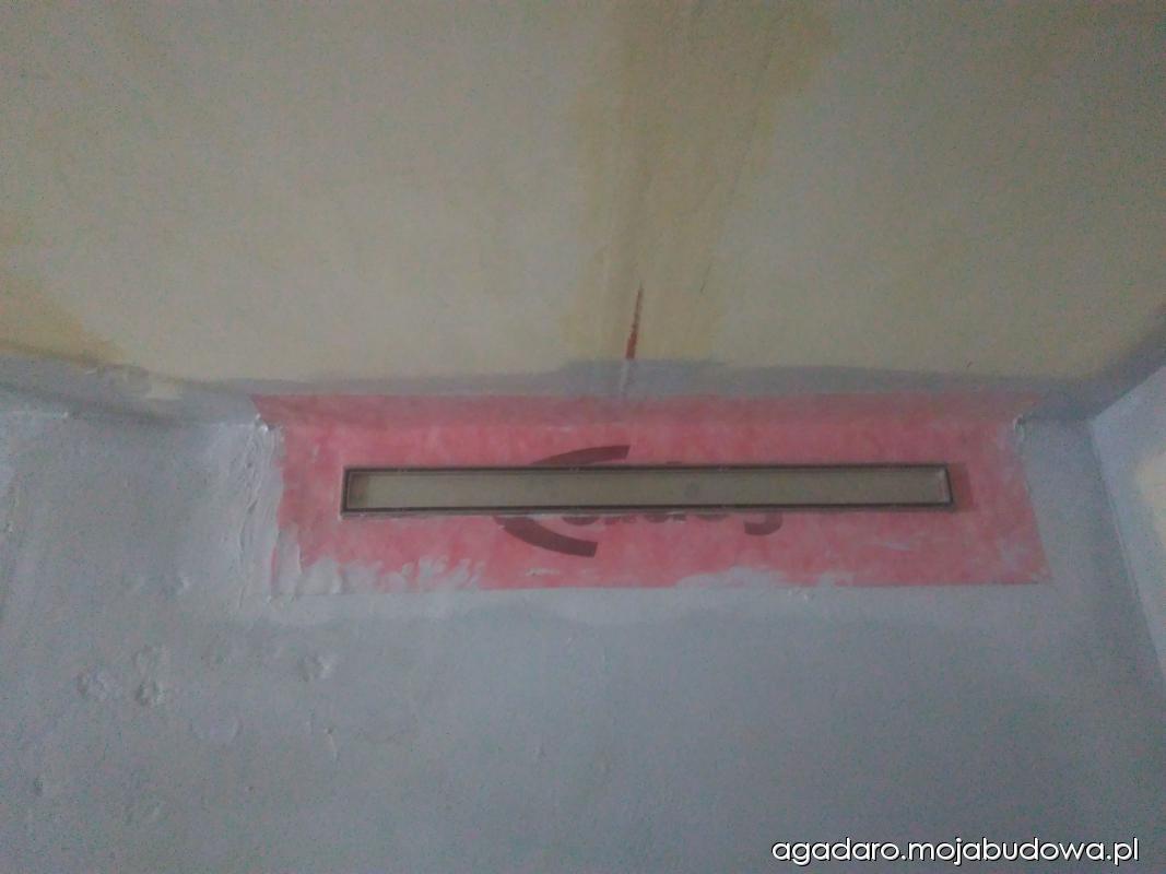 Mojabudowapl Wpis łazienki Przed Płytkami